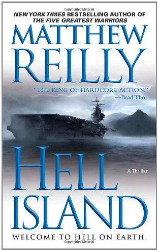 9781439191330: Hell Island