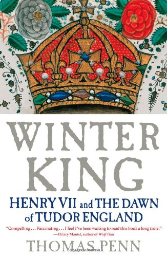 9781439191569: Winter King: Henry VII and the Dawn of Tudor England