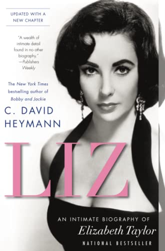 9781439191880: Liz: An Intimate Biography of Elizabeth Taylor (updated with a new chapter)