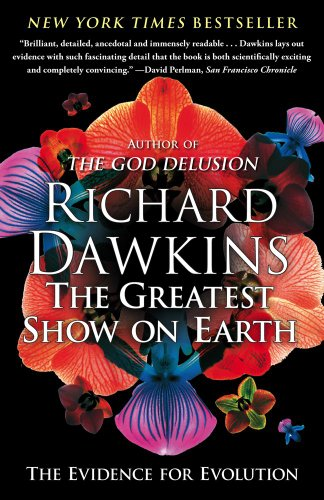 Greatest Show on Earth (1439191999) by Richards Dawkins