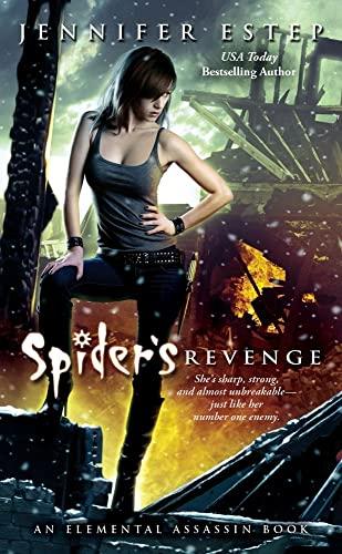 9781439192641: Spider's Revenge (Elemental Assassin)