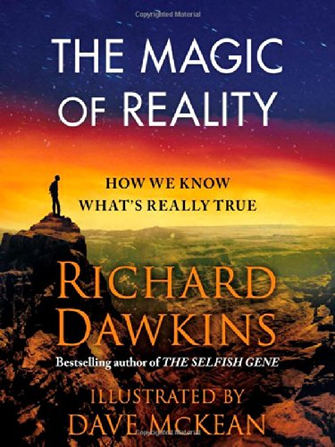 The Magic of Reality: How We Know What's Really True (1439192812) by Charles Simonyi Professor of the Public Understanding of Science Richard Dawkins