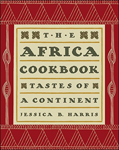 9781439193303: The Africa Cookbook: Tastes of a Continent