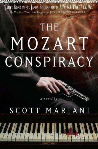 9781439193365: The Mozart Conspiracy: A Novel (Ben Hope)