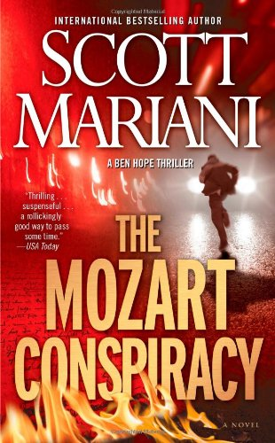 9781439193372: The Mozart Conspiracy: A Novel (Ben Hope Thrillers)
