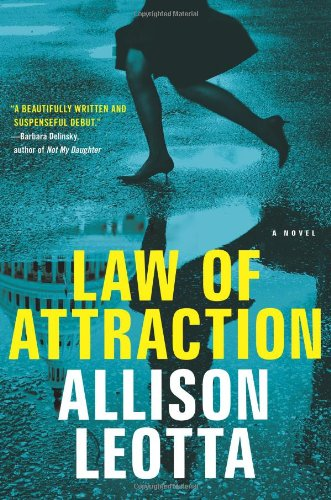 9781439193846: Law of Attraction: A Novel (Anna Curtis Series)