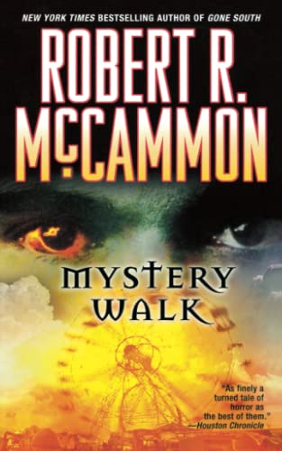 Mystery Walk (9781439194270) by McCammon, Robert