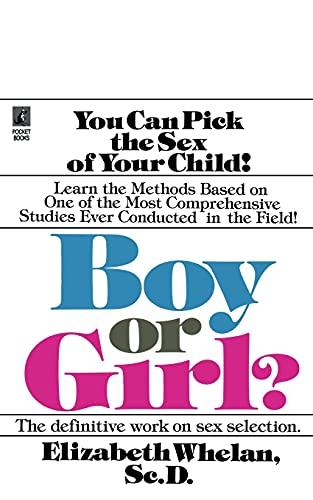 9781439194362: Boy or Girl