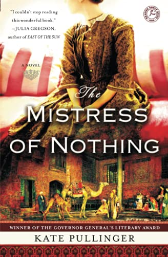 9781439195055: The Mistress of Nothing: A Novel