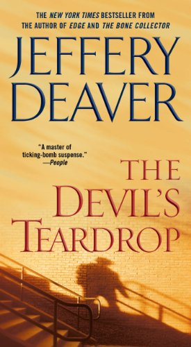 The Devil's Teardrop: Deaver, Jeffery