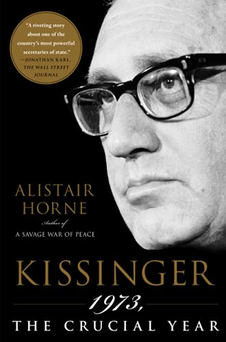 9781439195222: Kissinger: 1973, the Crucial Year