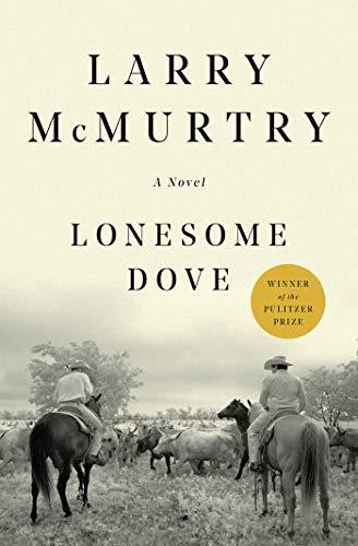 9781439195260: Lonesome Dove: A Novel