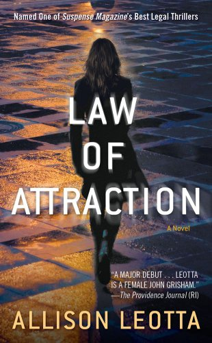 9781439195321: Law of Attraction: A Novel (Anna Curtis Series)
