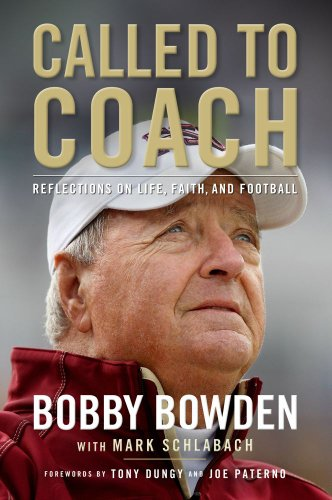 9781439195970: Called to Coach: Reflections on Life, Faith, and Football