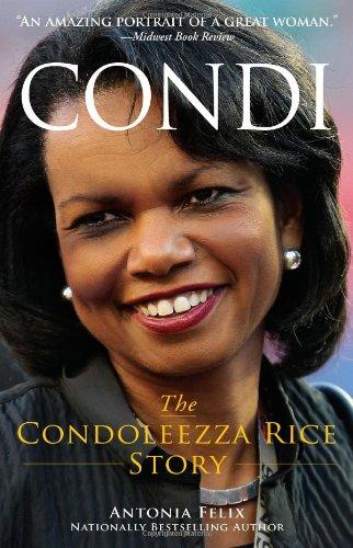 9781439196786: Condi: The Condoleezza Rice Story