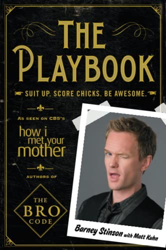 9781439196830: The Playbook: Suit Up, Score Chicks, Be Awesome