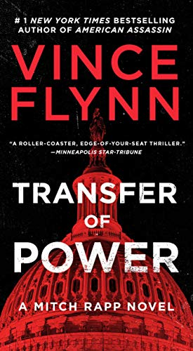 9781439197035: Transfer of Power (A Mitch Rapp Novel)