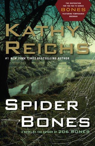 9781439197158: Spider Bones