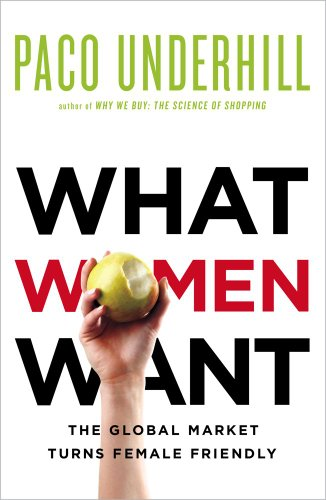 9781439197226: What Women Want: The Global Market Turns Female Friendly