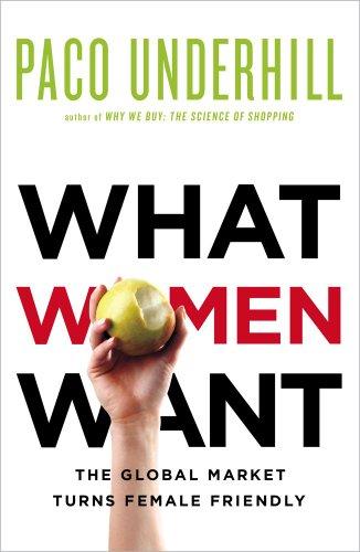 9781439197226: What Women Want: The Global Market Turns Female Friendly