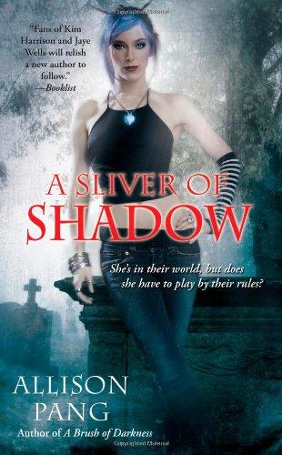 9781439198346: A Sliver of Shadow (Abby Sinclair, No. 2)