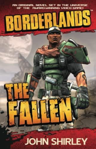 Borderlands: The Fallen: Shirley, John