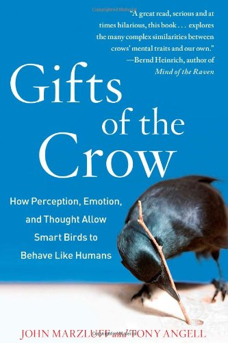 9781439198735: Gifts of the Crow: How Perception, Emotion, and Thought Allow Smart Birds to Behave Like Humans