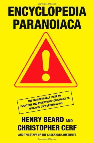 Encyclopedia Paranoiaca: Cerf, Christopher, Beard, Henry