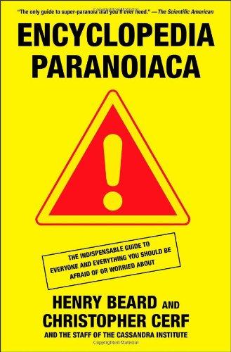 9781439199565: Encyclopedia Paranoiaca
