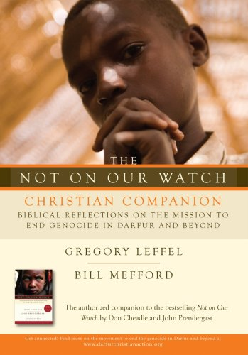 9781439202876: The Not On Our Watch Christian Companion