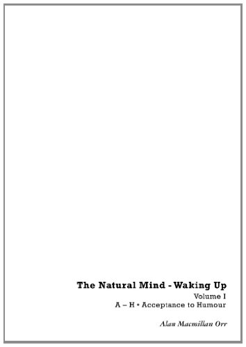9781439204818: The Natural Mind - Waking Up