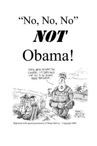 No, No, No, NOT Obama: Bill Anderson