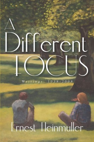9781439207758: A Different Focus: Poetry and Writings From 1940-2008