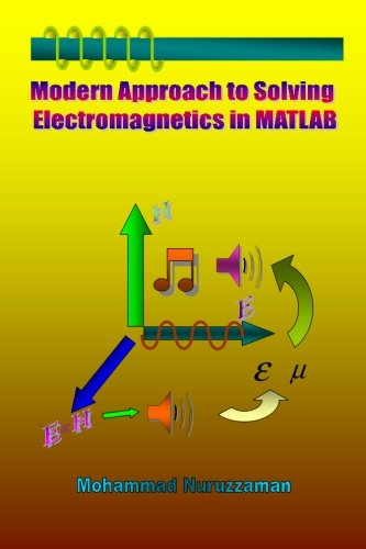 Modern Approach to Solving Electromagnetics in MATLAB