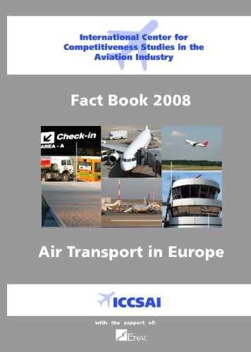 9781439209493: Air Transport in Europe: ICCSAI Fact Book 2008