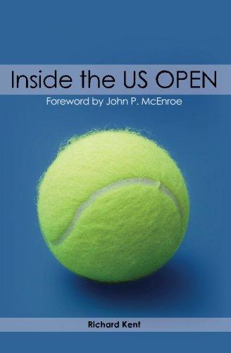 9781439215647: Inside the US Open