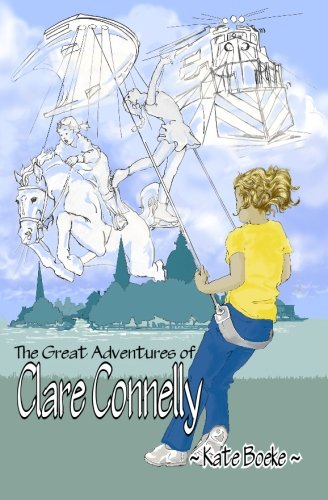 9781439216880: The Great Adventures of Clare Connelly