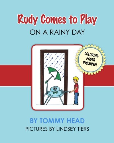 9781439217184: Rudy Comes to Play on a Rainy Day