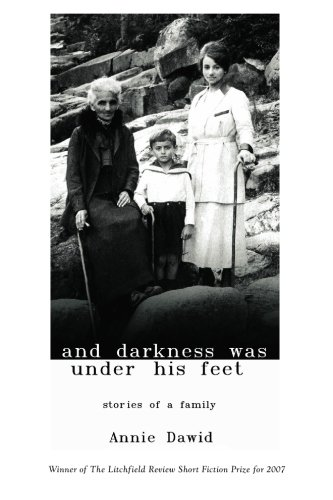 9781439223031: And Darkness Was Under His Feet: Stories of a Family , Second Printing