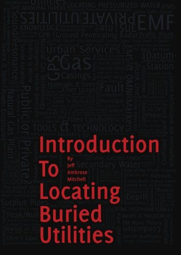 9781439223345: Introduction to Locating Buried Utilities
