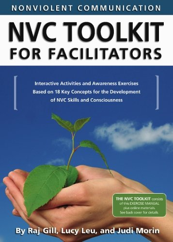 9781439224052: Nonviolent Communication (NVC) Toolkit for Facilitators: Interactive Activities and Awareness Exercises Based on 18 Key Concepts for the Development of NVC Skills and Consciousness