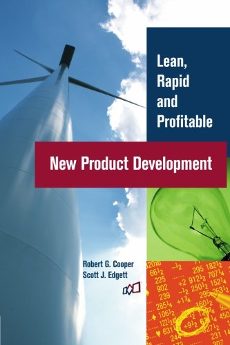 9781439224601: Lean, Rapid and Profitable New Product Development