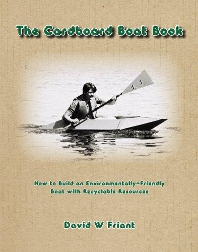 9781439224953: The Cardboard Boat Book