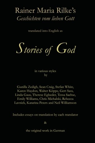 9781439225615: Stories of God: Rainer Maria Rilke's Geschichten vom lieben Gott