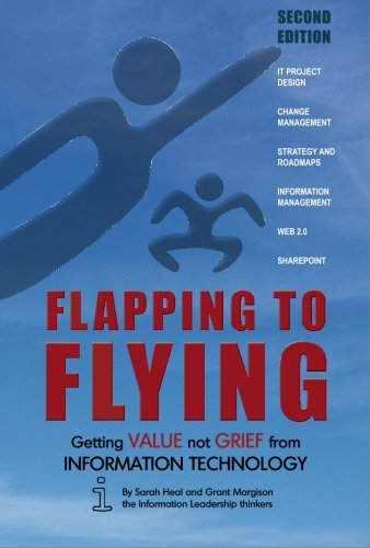 9781439227138: Flapping to Flying: Getting value not grief from IT