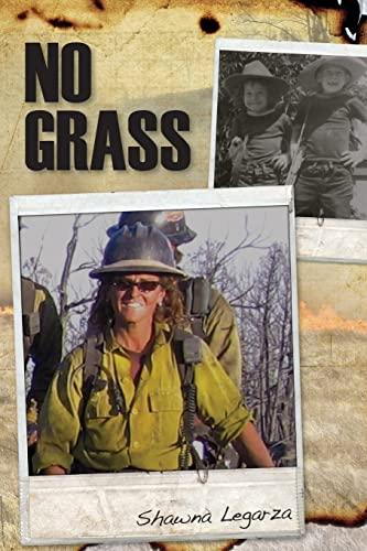 No Grass: Shawna Legarza