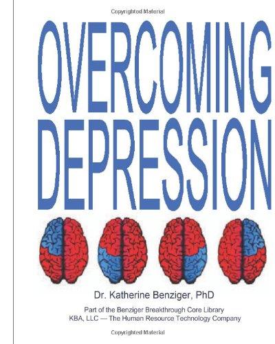 9781439228364: Overcoming Depression
