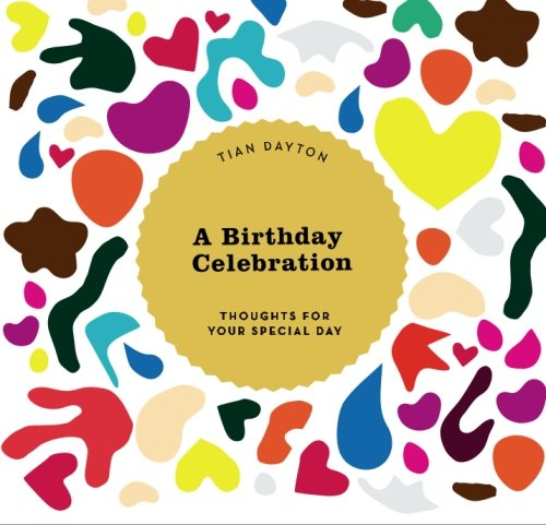 9781439230015: A Birthday Celebration: Thoughts For Your Special Day