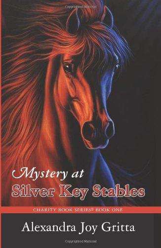 Mystery Silver Key Stables: Alexandra Joy Gritta