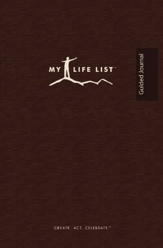 My Life List: Guided Journal (9781439234112) by Bill Starr